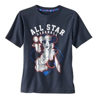 Disney's Mickey Mouse Slubbed ''All Star Baseball'' Tee by Jumping Beans - Toddler Boy, Size: