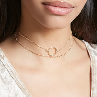 O-Ring Chain Choker