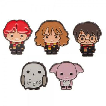 MPLP Harry Potter Lapel Pin 5 Pack