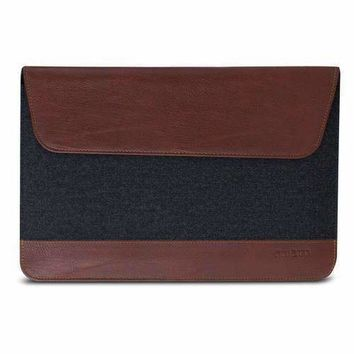 Maroo Woodland Sleeve Case for Microsoft Surface 3, Brown