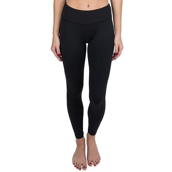 Set in Motion Leggings in Black by Lauren James