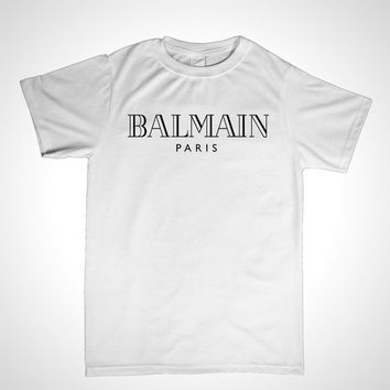 Balmain Paris shirt  - Unisex Short Sleeve T-Shirt