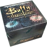 Buffy The Vampire Slayer CCG Unlimited Edition Pergamum Prophecy Starter Box