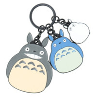 My Neighbor Totoro Three Character Key Chain