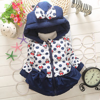 Cute Baby Girl Clothes Winter Newborn Brand Christmas Children Girls Worsted Fashion Hooded Jackets Boys Fashion Coats Cotton 01