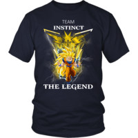 Team Instinct - Goku Dragon Ball t-shirt & hoodie