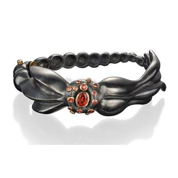 ALL NEW Ursula Sculptural Cuff with Hinged Bracelet