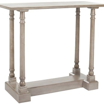 Regan Console Table Vintage Grey