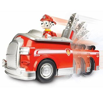 Puppy Patrol Dog Paw Patrol Marshall Car toys Patrulla Canina Action Figures Puppy Patrol dog Toy Kids Children Toys Gifts