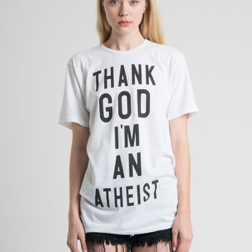 Thank God I'm An Atheist Tee