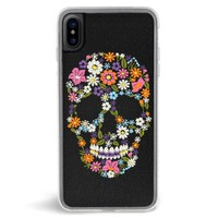 Calavera Embroidered iPhone X Case