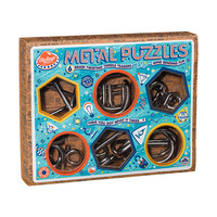 Ridley's Atomic Metal Puzzles