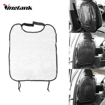 Vingtank New Kids Car Auto Seat Back Protector Cover for Kids Mat Kick Mud Cleaner Car Accessories Car Seat Covers