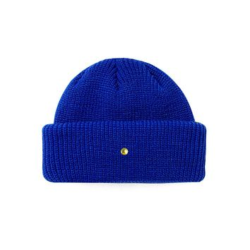 Mister Roll Cuff Beanie - Royal