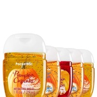 5-Pack PocketBac Sanitizers Pumpkin Treats