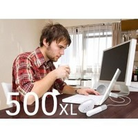 500XL Giant Earbud Speaker for iPad/iPhone