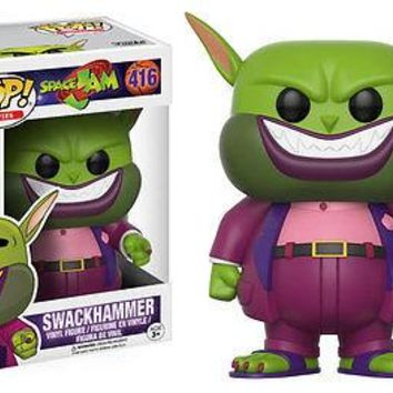 Funko POP Movies: Space Jam Swackhammer