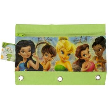 Disney Fairies 3-Ring Binder Pencil Pouch ( Case of 48 )