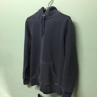 Supreme overdyed hoodie indigo size M sold out in seconds ...