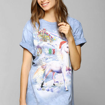 273dea14 The Mountain Unicorn Candyland Tee - Urban Outfitters