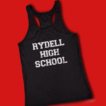 Rydell High School Rease Musical Movie Women'S Tank Top