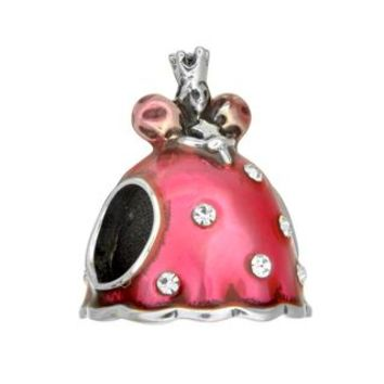 Expressions for Helzberg® Wizard of Oz™ Pink Enamel Glinda the Good Witch Bead - Shop All Jewelry - Jewelry - Helzberg Diamonds