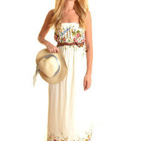 Gillard Maxi - Online Shopping for Dress, Shop Dresses in Singapore & International