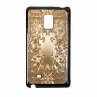 Jayz Kanye West Album Cover Watch The Throne Samsung Galaxy Note Edge Case