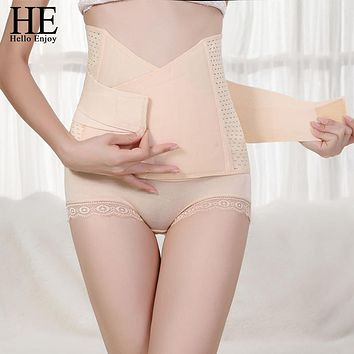 Maternity Postpartum Belly Band After Breathable hollow Postpartum Bandage Band for Pregnant Women Shape-wear