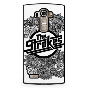The Strokes Zentangle Logo LG G4 Case