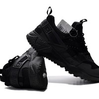 Nike Air Huarache Utility PRM Unisex Sport Casual Running Shoes Couple Sneakers