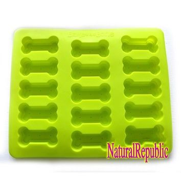 Dog bones Cake Mold Soap molds 3d Flexible Silicone Mould Candle Candy Resin Crafts bath bomb mold soap making polymer clay baking tools