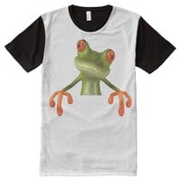 TREE FROG All-Over-Print T-Shirt