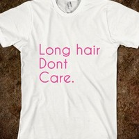 Long hair dont care  - SweetStyle