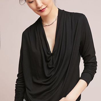Melissa Draped Top