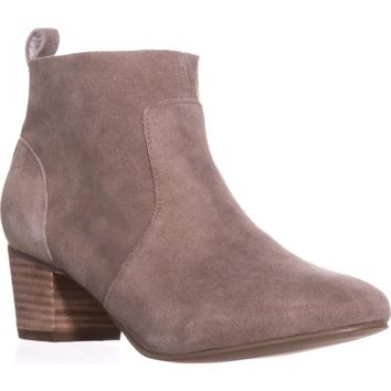Steve Madden Gellar Ankle Boots, Taupe, 6.5 US