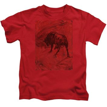 Toro Painting - Kids T-Shirt