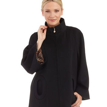Betsey Johnson Belle Sleeved Coat