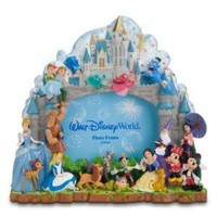 Mickey Mouse and Friends Walt Disney World Resort Photo Frame - 4'' x 6'' | Frames | ProductDetailPage | Disney Store