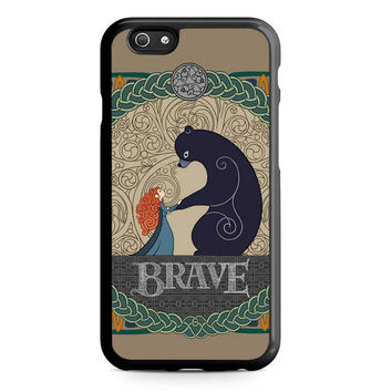Disney brave mother and daughter tapestry Iphone 5 Case