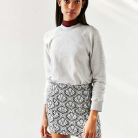 Lucca Couture Foil Printed Bodycon Skirt - Urban Outfitters