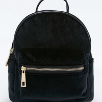 Velvet Mini Backpack - Urban Outfitters