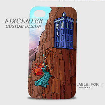 Dr Who Visits the Disney Universe 3D Cases for iPhone 4,4S, iPhone 5,5S, iPhone 5C, iPhone 6, iPhone 6 Plus, iPod 4, iPod 5, Samsung Galaxy Note 4, Galaxy S3, Galaxy S4, Galaxy S5, BlackBerry Z10 phone case design
