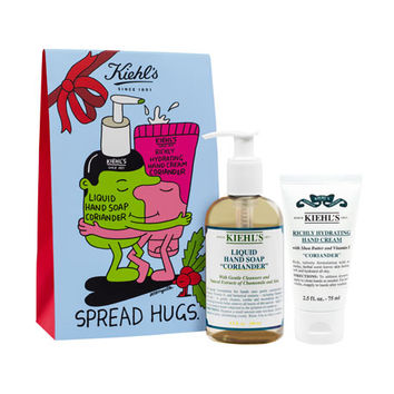Kiehl's Since 1851 Limited Edition Holiday Hand Duo, Coriander ($32 Value)