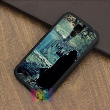 Harry Potter Snape Abroad  phone case for samsung galaxy S3 S4 S5 S6 S6 edge S7 S7 edge Note 3 Note 4 Note 5 #wm302