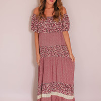 All About Boho Maxi Dress