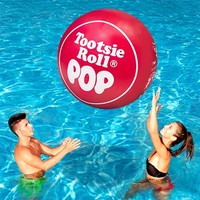 Tootsie Roll Pops Gigantic Beach Ball
