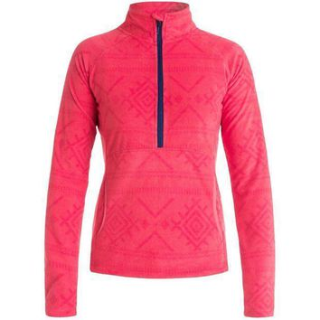 Roxy Cascade Half Zip Fleece
