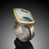 Rise Above One of a Kind Opal Ring
