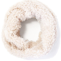 Faux Fur Infinity Cowl